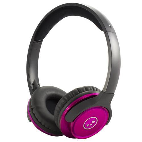 Able Planet Gamers Choice GC 210- Metallic Pink Headphones