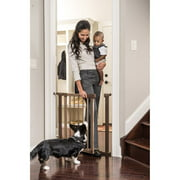 "Evenflo Home Décor Walk-Thru Metal Pressure Mount Gate, 31""-36"""