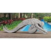 Design Toscano Extended Grace Angel Statue