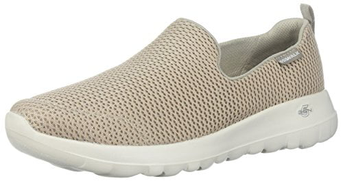 Skechers Performance Women's Go Joy Walking Shoe,Taupe,9 M US