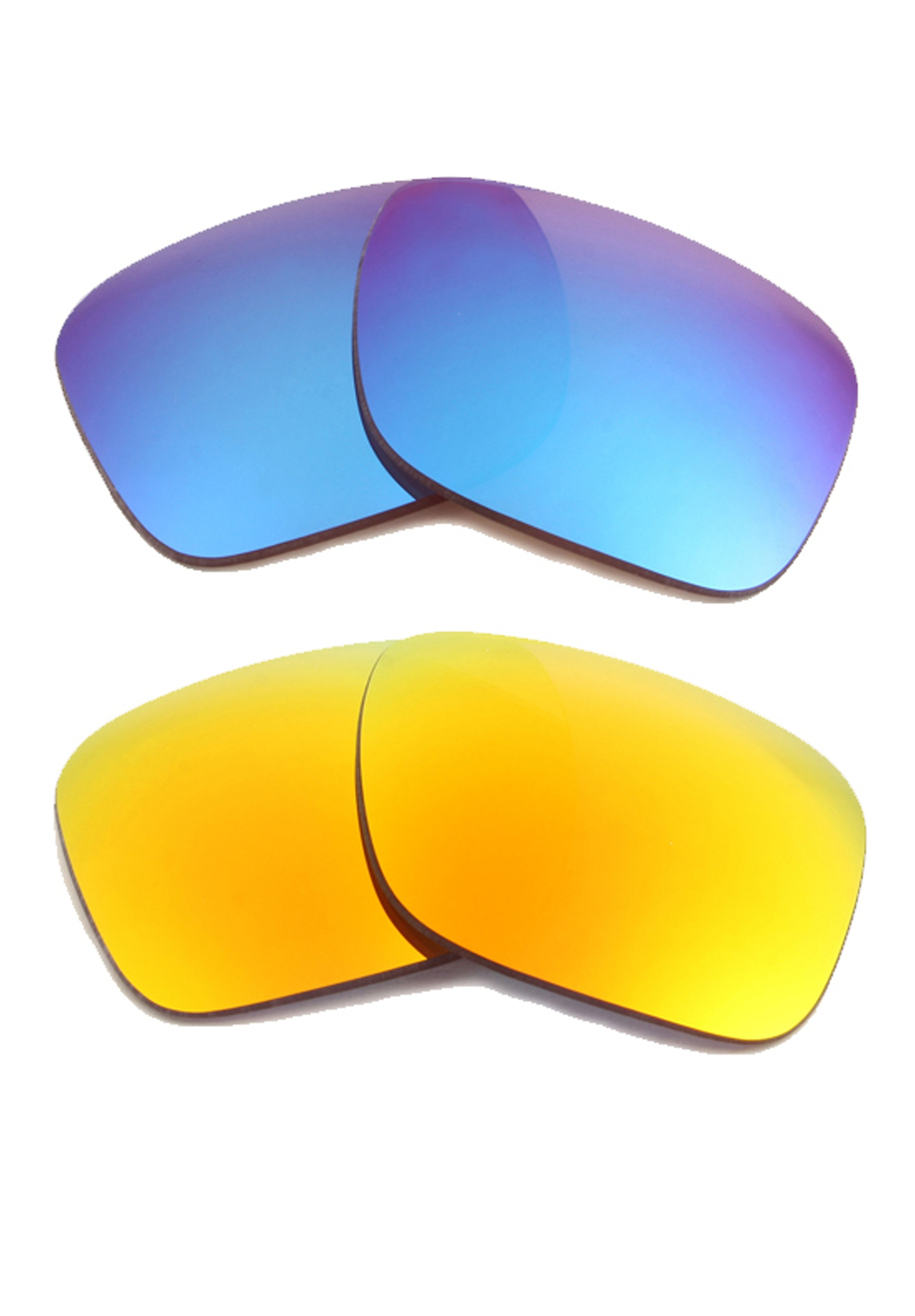 a8ca73b5fd9df FROGSKINS Replacement Lenses Polarized Blue   Yellow by SEEK fits OAKLEY