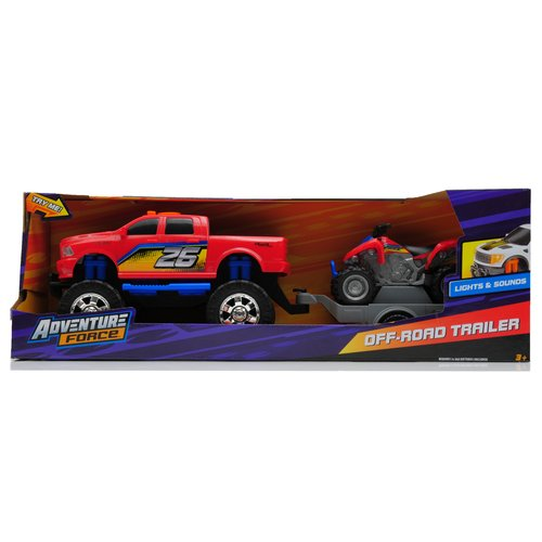 Adventure Force Off Road Trailer Assortment