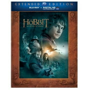 The Hobbit: An Unexpected Journey (Extended Edition) (Walmart Exclusive) (Blu-ray + UltraViolet)