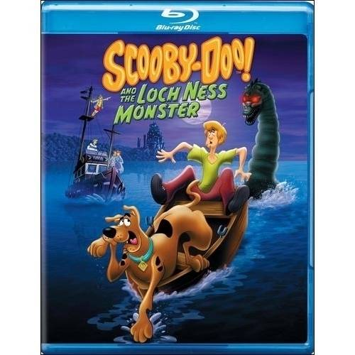 Scooby-Doo And The Loch Ness Monster (Blu-ray) (Widescreen)