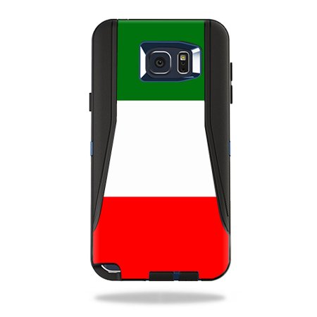 - MightySkins Protective Vinyl Skin Decal for OtterBox Defender Samsung Galaxy Note 5 wrap cover sticker skins Italian Flag