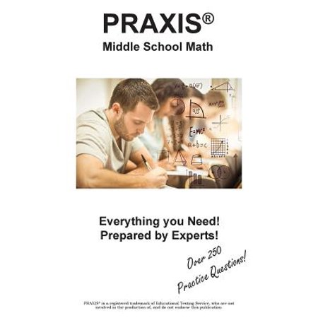 Praxis Middle School Math : Practice Test Questions for Praxis II Middle School Mathematics Test](Halloween Math Game Middle School)