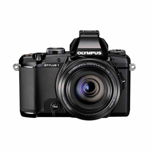 Olympus Stylus 1 12 MP Digital Camera with 10.7X f2.8 Zoom Lens by Olympus