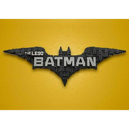 The Lego BATMAN Cake Topper Icing Sugar Paper A4 Sheet Edible Frosting Photo 1/4 - Batman Icing