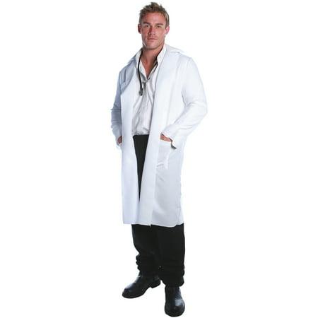 Lab Coat Adult Halloween Costume