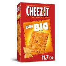 Crackers: Cheez-It Big
