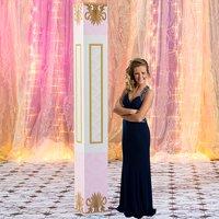 7 ft. 4 in. Fairytale Romance Column