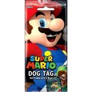 Super Mario Super Mario Dog Tag Fun Pack