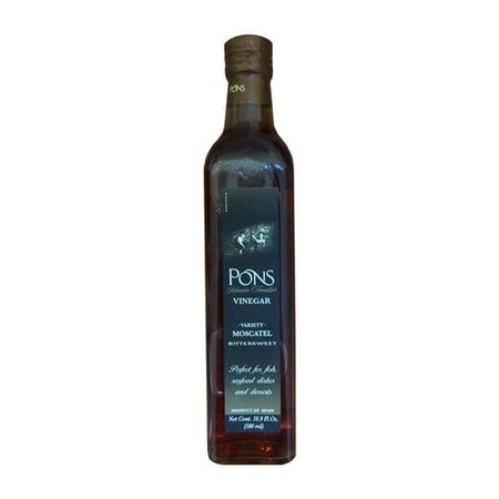 Moscatel Vinegar -