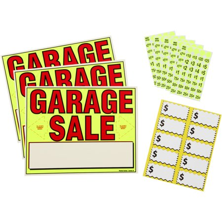 Sunburst Systems Garage Sale Kit