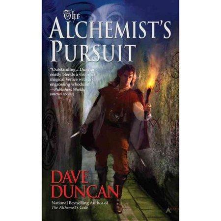 The Alchemists Pursuit by