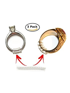 Easy Ring Adjusters - Quickly fit the size of your ring / band (3 sizes included)