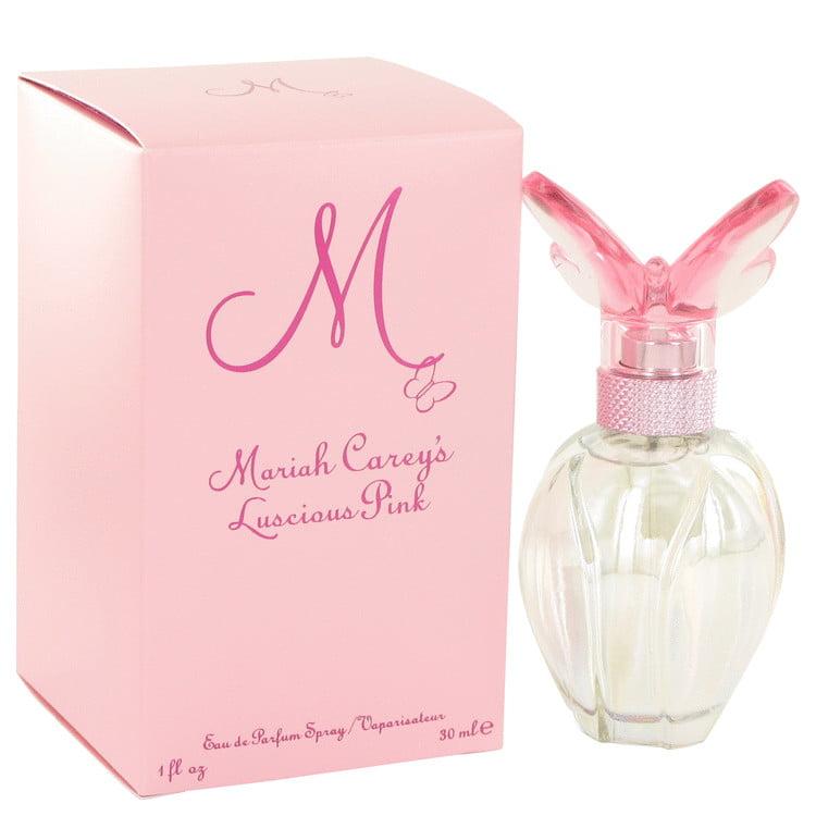 Mariah Carey Luscious Pink Eau De Parfum Spray for Women 1 oz
