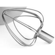 805dd9760622 KitchenAid 3-Qt. Stainless Steel Bowl & Combi-Whip (KN3CW) - Walmart.com