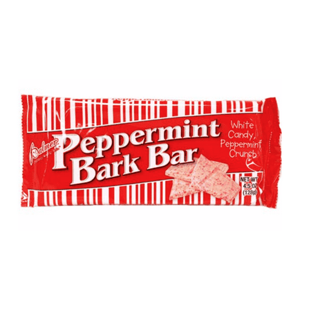 LIMITED EDITION Holiday Palmer Peppermint Bark Bar, 4.5 Oz. (1 Pack)