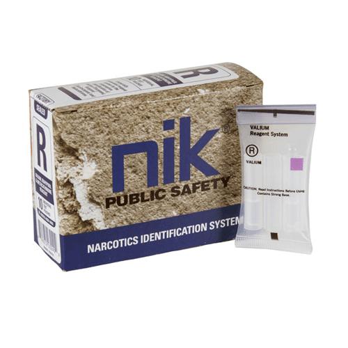NIK Drug Test Kit - R Rohypnol (Box of 10) - 800-6086 - Armor Forensics