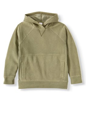 Wonder Nation Pullover Hoodie (Little Boys, Big Boys, and Husky)
