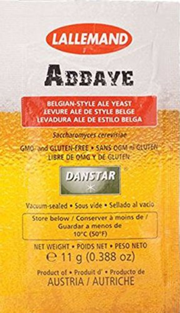 Abbaye Belgian Style Ale Yeast by Home Brew Ohio