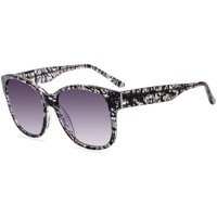 M.O.D.A. Womens Prescription Sunglasses, 107 Black Lace