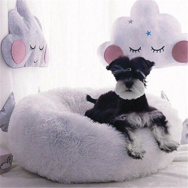 schnauzer pillow pet bed