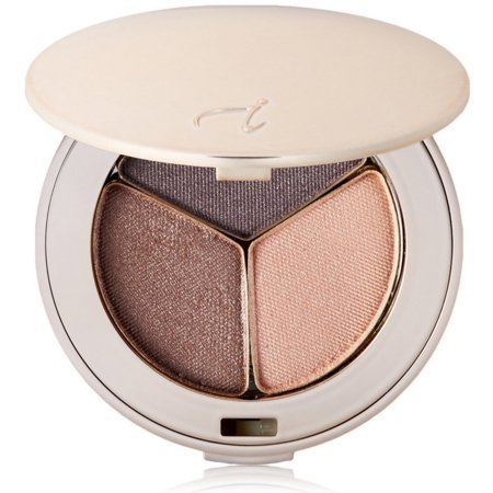 Jane Iredale PurePressed Eye Shadow Ttiple - Brown Sugar 0.1 oz Eye