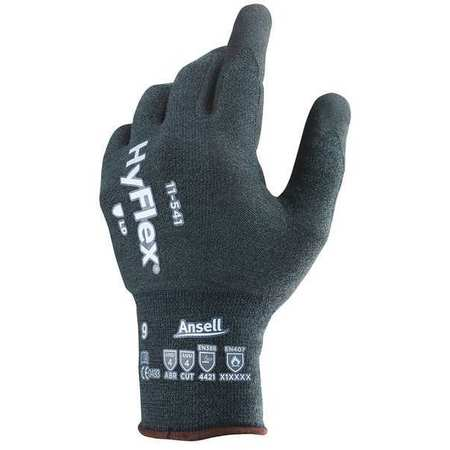 Ansell Size 9 Cut Resistant Gloves,11-541