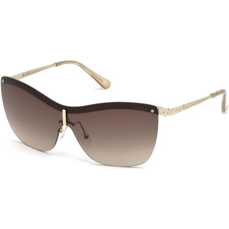 guess women's ashley chain shield (Guess Shield Sunglasses)