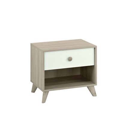 Imab America My Youth Nordic 1 Drawer Nightstand