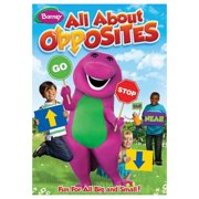 Barney: All About Opposites (2012) by