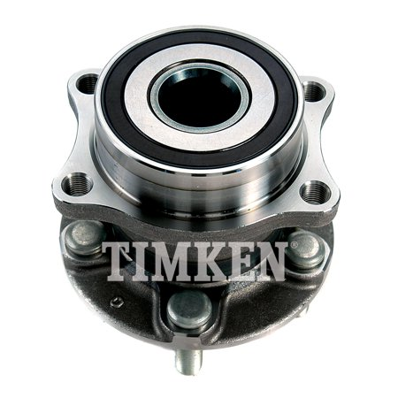 Timken HA590313 Wheel Bearing and Hub Assembly for Subaru BRZ, Forester ()