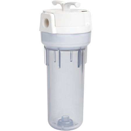 EcoPure Valve-In-Head Whole Home Water Filtration System