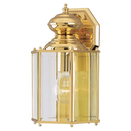 Westinghouse 6685300 Polished Brass 12
