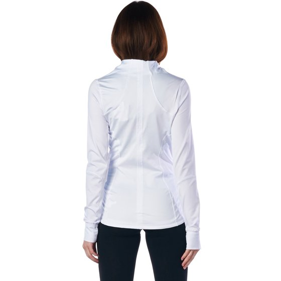 1de250380a LA Society - LA Society Womens Yoga Sport Fitness Jacket in White ...