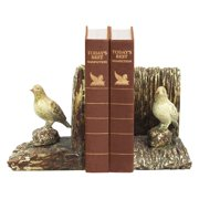 Elk Lighting Woodland Bird Bookends