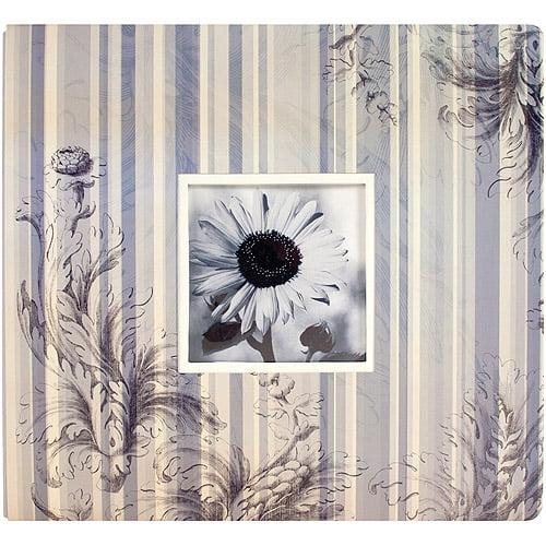 "Colorbok Postbound Album With Window, 12"" x 12"""