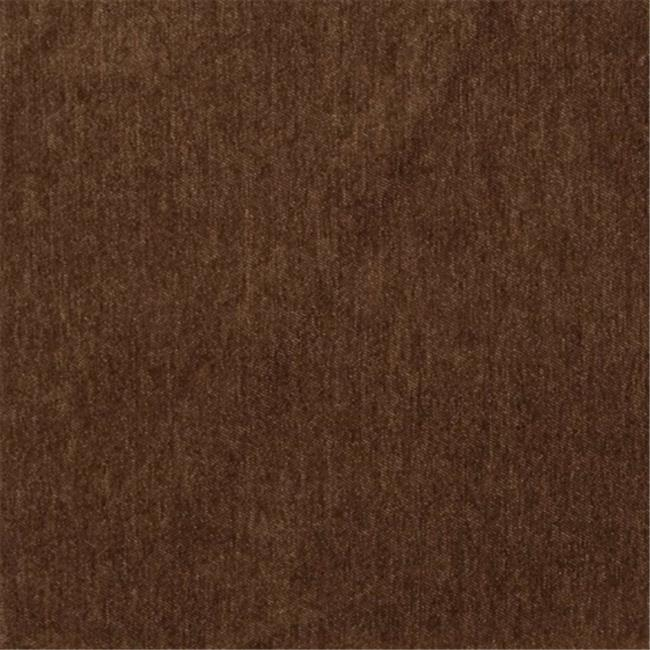Designer Fabrics D780 54 in. Wide Caf& no. 233 , Brown, Chenille Commercial, Residential And Church Pew Upholstery Fabric