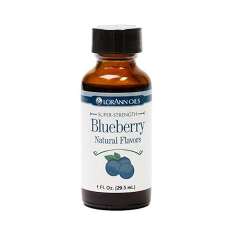 Blueberry Natural Flavor - LorAnn Oils - 1 oz