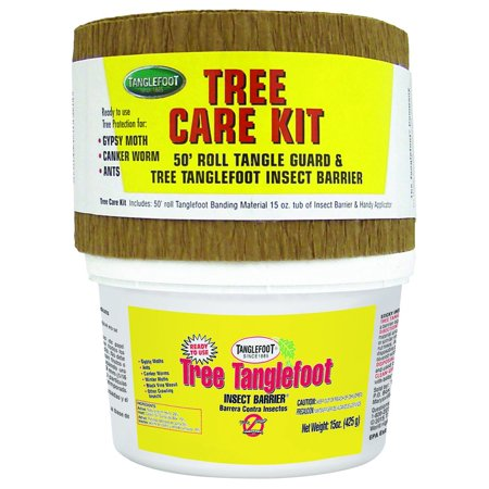 Tanglefoot 0461306 Tree Care Kit Insect Barrier, 15 Oz