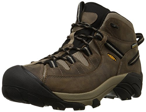 Click here to buy Keen Targhee II Mid Round Toe Leather Hiking Boot by Keen.
