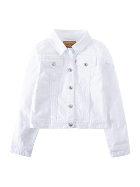 Levi's Denim Trucker Jacket (Little Girls & Big Girls)