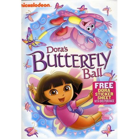 Dora The Explorer  Doras Butterfly Ball