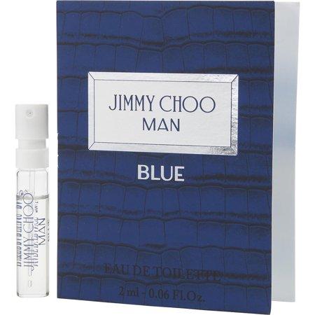 MEN EDT SPRAY VIAL JIMMY CHOO BLUE