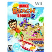 Big Beach Sports 2 - Nintendo Wii (Refurbished)