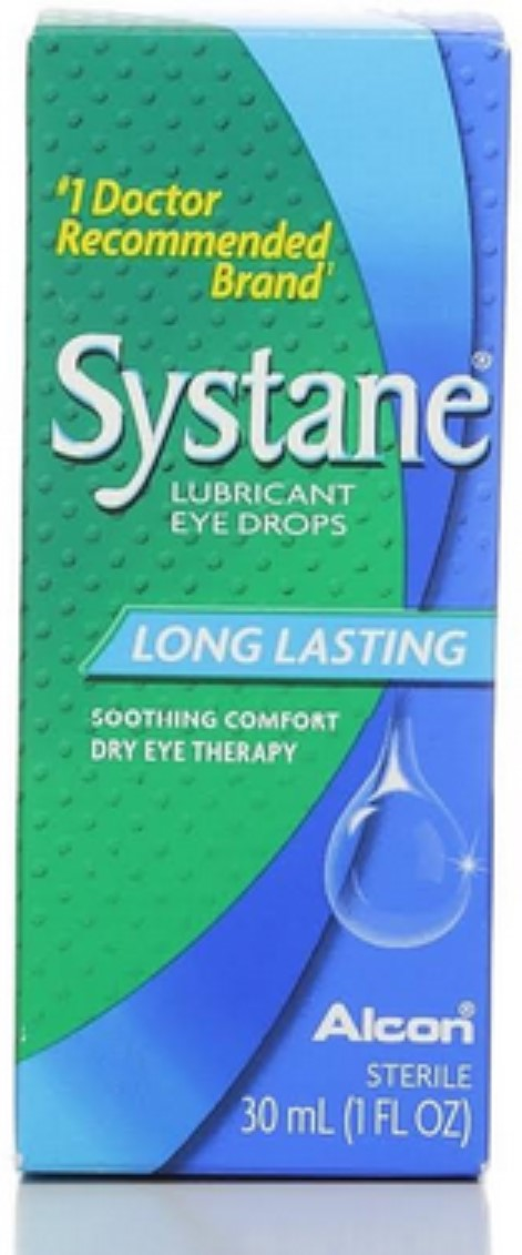 6 Pack Systane Lubricant Eye Drops 30 mL by