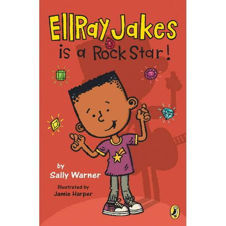EllRay Jakes Is a Rock Star - Kids Rock Star