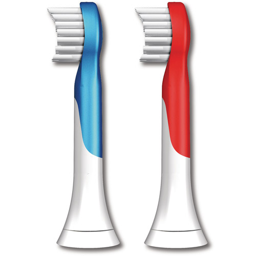 Philips Sonicare HX6032/64 Kids ProResults Toothbrush Heads, HX6032/64, 2 count